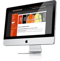 Web Design Shropshire: Safety Boots Online